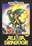 Alisia Dragoon (Genesis)