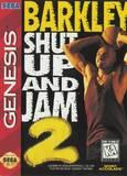 Barkley: Shut Up and Jam! 2 (Genesis)