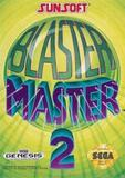 Blaster Master 2 (Genesis)
