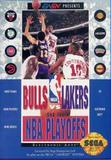 Bulls vs. Lakers and the NBA Playoffs (Genesis)