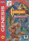Castlevania: Bloodlines (Genesis)