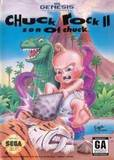 Chuck Rock II: Son of Chuck (Genesis)