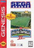 College Football's National Championship II (Genesis)