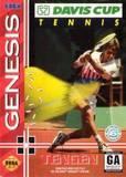 Davis Cup Tennis (Genesis)