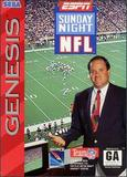 ESPN Sunday Night NFL (Genesis)