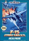 F-15 Strike Eagle II (Genesis)