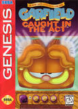 Garfield: Caught in the Act (Genesis)