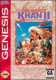 Genghis Khan II: Clan of the Gray Wolf (Genesis)