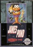 James Pond: Underwater Agent (Genesis)