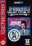 Jeopardy! -- Deluxe Edition (Genesis)