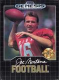 Joe Montana Football (Genesis)