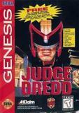 Judge Dredd (Genesis)