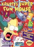 Krusty's Super Fun House (Genesis)