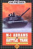 M-1 Abrams Battle Tank (Genesis)