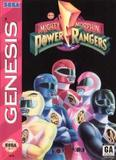 Mighty Morphin Power Rangers (Genesis)