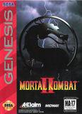 Mortal Kombat II (Genesis)
