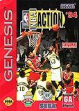 NBA Action '94 (Genesis)