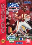 NFL Football '94: Starring Joe Montana (Genesis)
