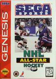 NHL All-Star Hockey '95 (Genesis)
