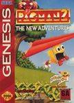 Pac-Man 2: The New Adventures (Genesis)