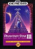 Phantasy Star III: Generations of Doom (Genesis)