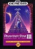 Phantasy Star III: Generations of Doom (Genesis)