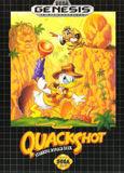 QuackShot: Starring Donald Duck (Genesis)
