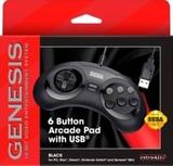 Retro Bit Sega Genesis wired Mini Controller (Genesis)