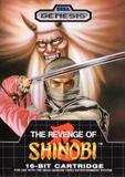 Revenge of Shinobi, The (Genesis)