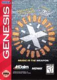 Revolution X (Genesis)