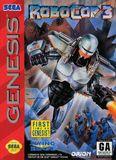 RoboCop 3 (Genesis)