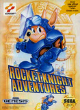 Rocket Knight Adventures (Genesis)