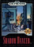 Shadow Dancer: The Secret of Shinobi (Genesis)