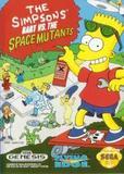 Simpsons: Bart vs. The Space Mutants, The (Genesis)