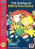 Simpsons: Bart's Nightmare, The (Genesis)