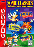 Sonic Classics (Genesis)