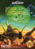 Space Invaders '91 (Genesis)