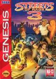 Streets of Rage 3 (Genesis)