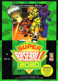 Super Baseball 2020 (Genesis)