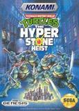 Teenage Mutant Ninja Turtles: The Hyperstone Heist (Genesis)