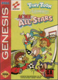 Tiny Toon Adventures: Acme All-Stars (Genesis)
