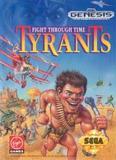 Tyrants: Fight Through Time (Genesis)