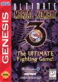 Ultimate Mortal Kombat 3 (Genesis)