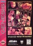 WWF Raw (Genesis)