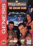 WWF WrestleMania: The Arcade Game (Genesis)
