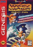 Wacky Worlds Creativity Studio (Genesis)