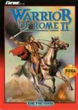 Warrior of Rome 2 (Genesis)