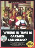 Where in Time is Carmen Sandiego? (Genesis)