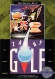 Zany Golf (Genesis)