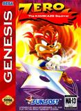 Zero: The Kamikaze Squirrel (Genesis)